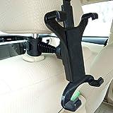 Chiic Premium Kfz-Kopfstützen-Ständer, Tablet-Halterung, Universal-Ständer, kompatibel mit 7-10 Zoll Tablet/GPS/iPad