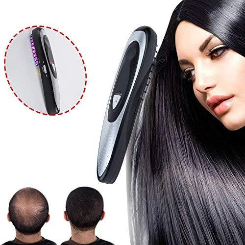 Elektrische Haar-Wachstum Comb, Haar-Verlustbehandlung Elektrische Massage Krabcher Pinsel Daily Home Use