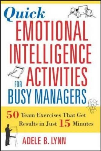 Pdf Download Quick Emotional Intelligence Activities For Busy