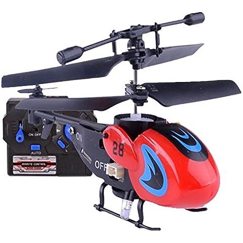 Elicottero 3.5 della Manica RC con giroscopio giroscopico di controllo per i bambini regalo dei giocattoli