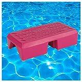 Aqua-Step Aqua Fitness Aquagymnastik Trainings-Step Unterwasser Aerobic