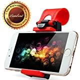 #9: Lambent Car Steering Wheel Mobile Holder For All smartphones,IOS Device (Assorted color)