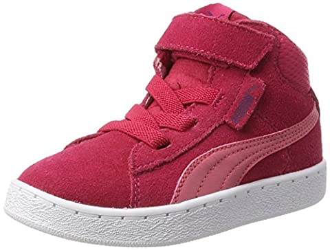 Puma 1948 Mid V Ps, Baskets Hautes Mixte Enfant, Rose (Love Potion-Rapture Rose), 32 EU