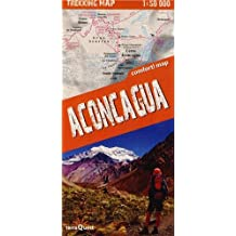 MONT ACONCAGUA  1/50.000
