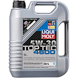 Liqui Moly Top Tec 4600 3756 Engine Oil 5 W-30 5 Litres