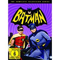 Batman - Die komplette Serie (18 Discs)
