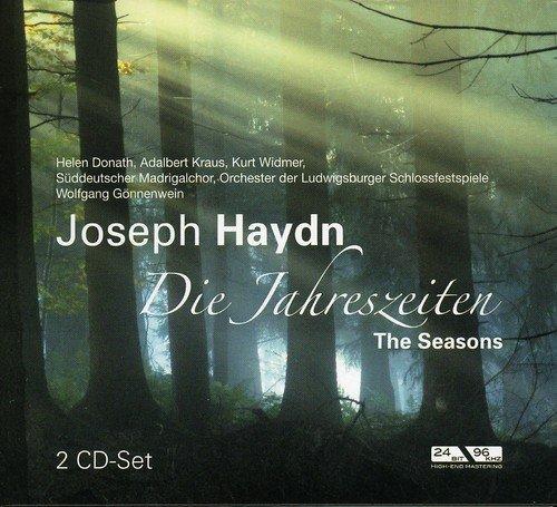 Haydn: Seasons [Import allemand]