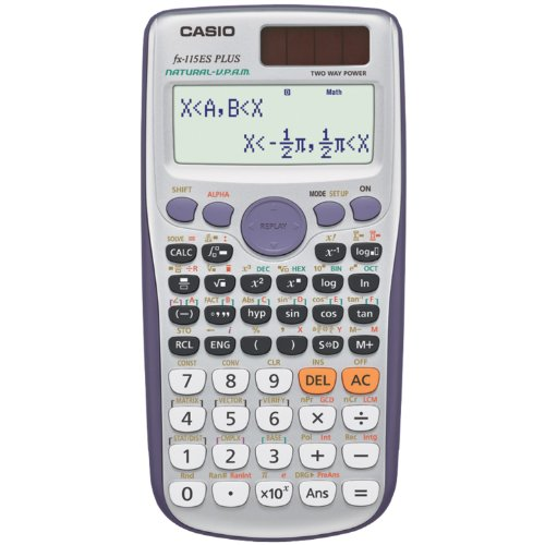 Casio FX-115ESPLUS Calculatrice