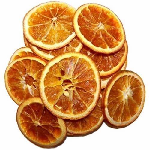 Oranges séchées 25 g tranches Bulk Buy Jar- de Parfum d'Ambiance, Cadeau Senteur Parfum de fruits