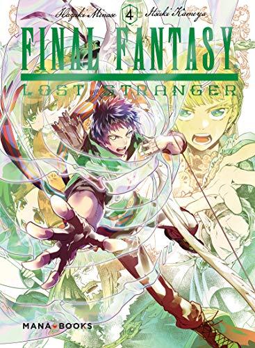 Final Fantasy : Lost Stranger T04 (4) par Minase Hazuki