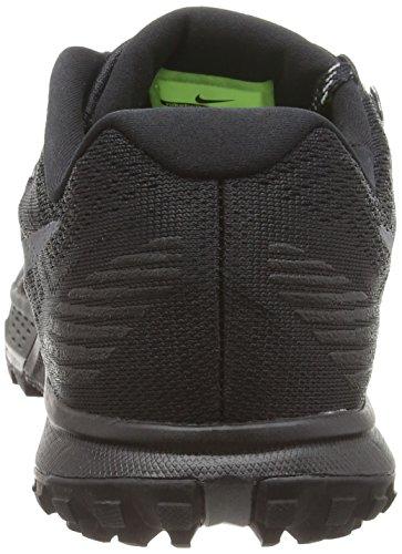Nike Air Zoom Terra Kiger 3, Chaussures de Running Entrainement Homme Noir (Black/cool Grey/wolf Grey/dark Grey)