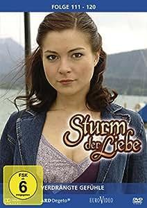 Sturm der Liebe - Folge 111-120: Verdrängte Gefühle [3 DVDs]