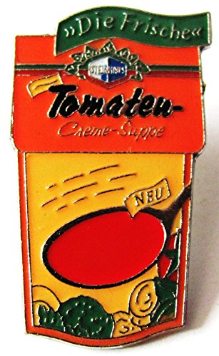 Steinhaus - Tomaten Creme Suppe - Pin 35 x 20 mm (Tomaten Pin)