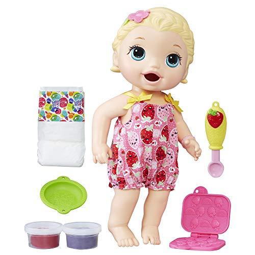 Unbekannt Baby Alive C2697 Puppe, Rose, M