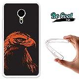 Becool® Fun- Flexible Gel Schutzhülle für Meizu Pro 5,