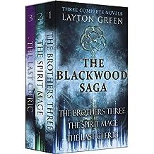 The Blackwood Saga: Books 1-3 (Boxed Set)