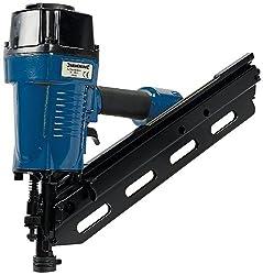 Silverline 282400 Druckluftnagler für den Rahmenbau, 90 mm 10–12 Gauge