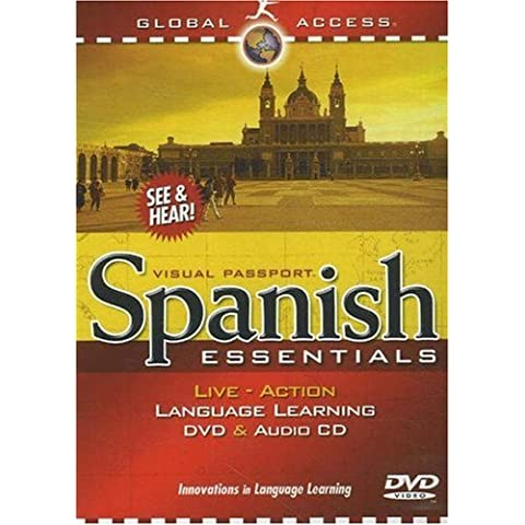 Global Access Visual Passport Spanish Essentials