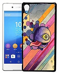 FCS® Designer Printed Hard Back Case Cover for Sony Xperia Z4