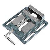 Broca prensadora de hielo, resistente de 100 mm, para perforar en el banco de madera o taladro, apta para taladros de pilar o abrazaderas de mano