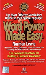 Word Power Made Easy by Norman Lewis with Free Car Anti Slip Mat