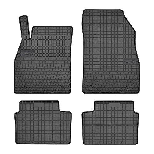 Bottari 39678 Set de 4 tapis de sol sur mesure en caoutchouc pour Insigna