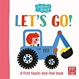 Let's Go!: A bright and bold touch-and-feel board book to share (Chatterbox Baby)
