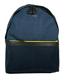c95bb1ffe Ted Baker Zirabi Nylon Contrast Trim Backpack Navy