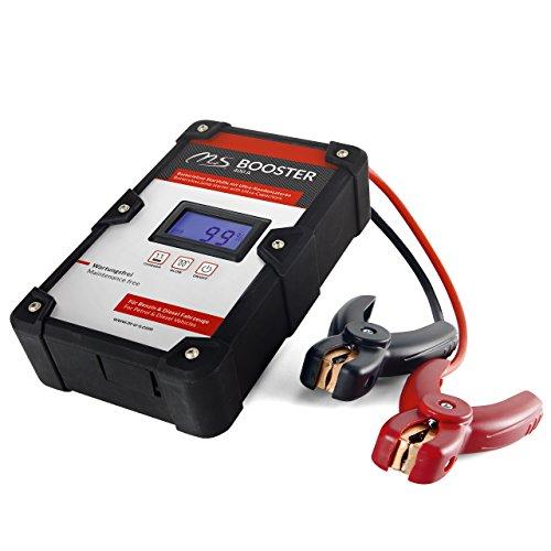 M + S batterieloses dispositivo arranque 400a, batería Booster con Condensadores de...