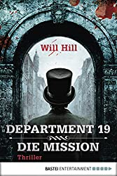 Department 19 - Die Mission: Thriller