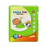 Admire Kids Medium Baby Disposable Diape...