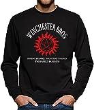 TLM Winchester Bros - The Family Business Sweatshirt Pullover Herren XL Schwarz
