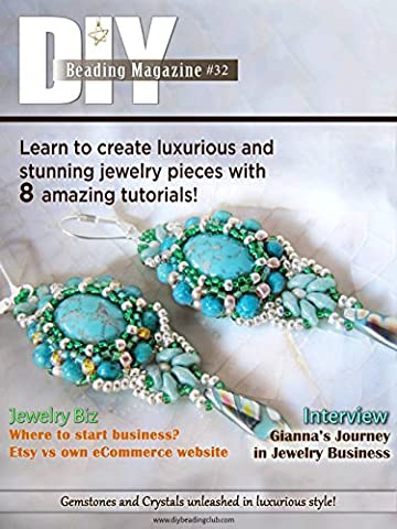 DIY Beading Magazine #32