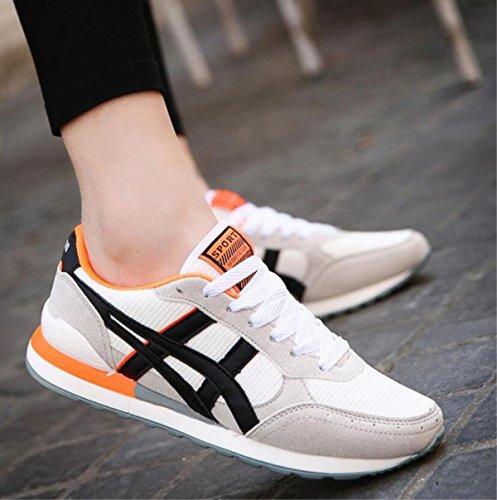 casual da donna scarpe sportive da donna traspirante netto scarpe da corsa/da viaggio, misura 35–39 2