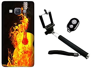 APE Back Cover and Selfie Stick for Samsung Galaxy On7