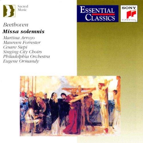 Missa Solemnis [Import anglais]