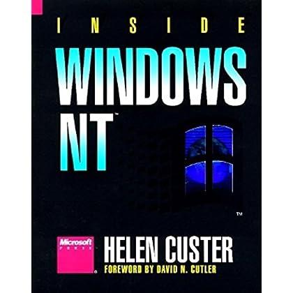 INSIDE WINDOWS NT