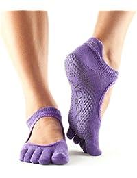 Chaussettes de Pilates & Yoga ToeSox® Bellarina Light Purple