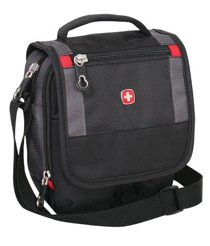 Wenger SA1092239 - Bolso bandolera (5 L), color negro