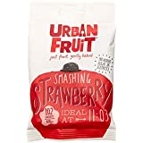 Urban Fruit Snack aux Fruits Fraise 35 g - Lot de 6