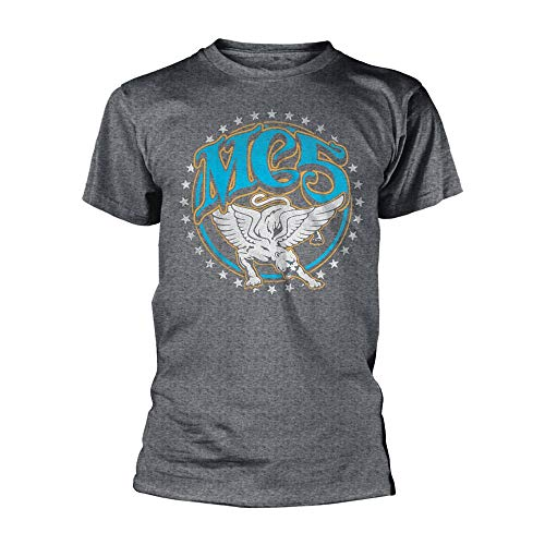 Preisvergleich Produktbild Unbekannt MC5 White Panther T-Shirt L