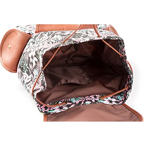 Sacchetto Di Spalla Della Tela Di Canapa Delle Donne Ha Spedetto Il Grande Zaino In Stile Nazionale Creative Lady Backpack Ricamo Pacchetto,C-32*15*39cm A