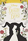 Art of Coloring: Beauty and the Beast 100 Images to Inspire Creativity