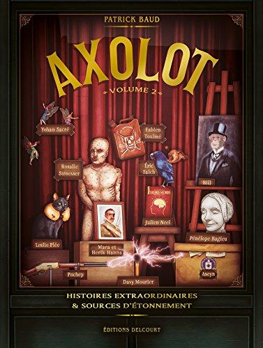 Axolot T02 par Patrick Baud