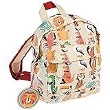 Dotcomgiftshop Herzallerliebst Kinder Rucksack Kinderrucksack Kinderhandtasche, Mehrfarbig, ca. 21x10x28cm