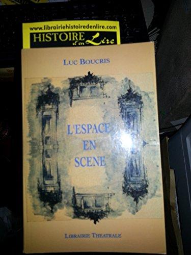 L'espace en scne Librairie thtrale 1993