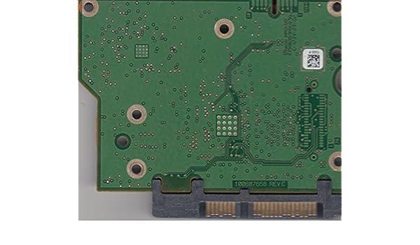 1CH164-302 CC26 1332 F ST2000DM001 Seagate SATA 3.5 PCB