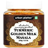 Urban Platter Turmeric Golden Milk Masala, 150g [All Natural & Immunizing Spice Blend]