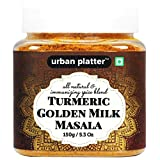 #7: Urban Platter Turmeric Golden Milk Masala, 150G [All Natural & Immunizing Spice Blend]