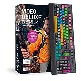 Produkt-Bild: MAGIX Video deluxe 2019 Control ? Das Komplettpaket für anspruchsvolle Videoproduktionen.|Standard|1 Device|1 Year|PC|Disc|Disc